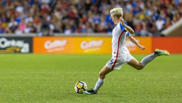 US women soccer players protest 'unacceptable' filing in gender pay case -  Bizwomen